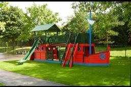 Искусственная трава для детских площадок